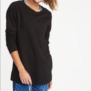 Old Navy tunic terry cloth super soft sweatshirt
